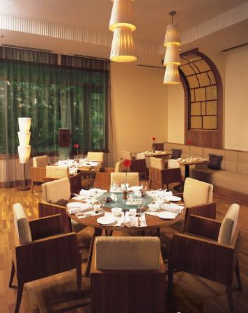 The Oberoi, Bengaluru: Szechwan Court - Chinese Restaurant