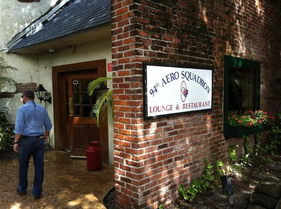 94th Aero Squadron Miami Menu Prices Restaurant