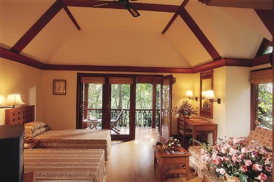 Guest Room Picture Of Club Mahindra Thekkady Thekkady