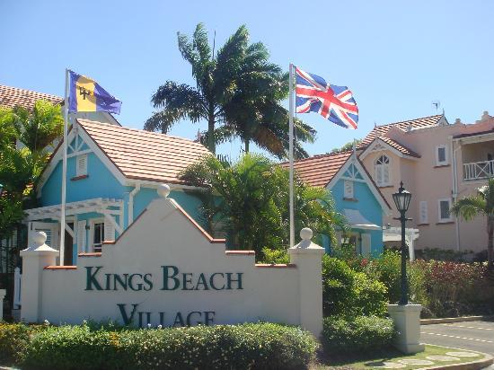 Kings Beach Village: entrance