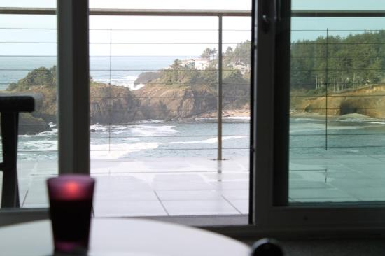 Whale Cove Inn: View from 302