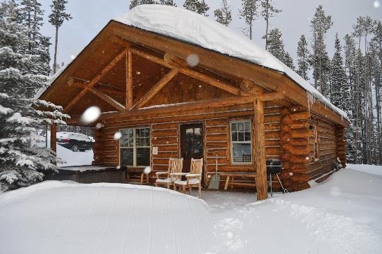 Moonlight Mountain Homes: Cabin #4
