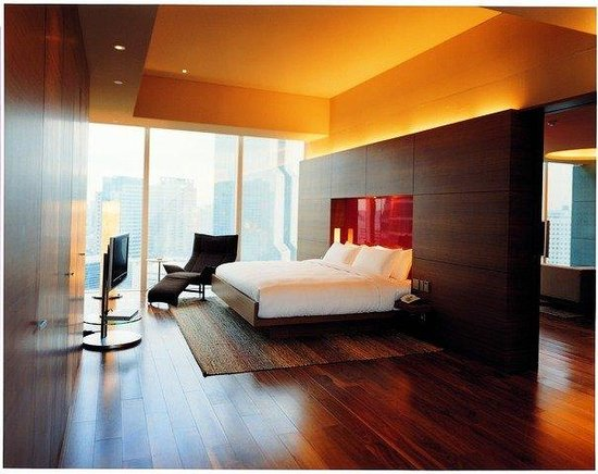 Park Hyatt Seoul: Diplomatic Suite Bedroom