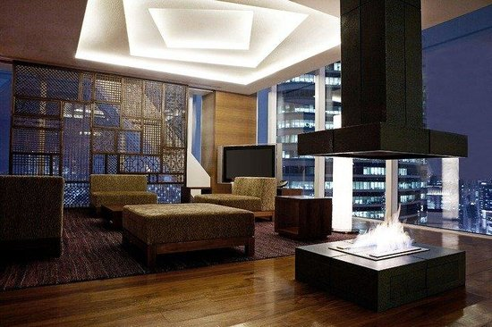 Park Hyatt Seoul: Presidential Suite Living Room