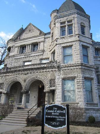 Conrad-Caldwell House Museum (Conrad's Castle): Conrad-Caldwell exterior