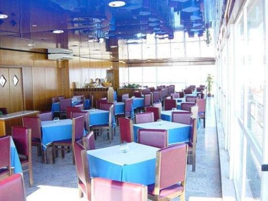 Hotel Costa de Prata: Restaurant