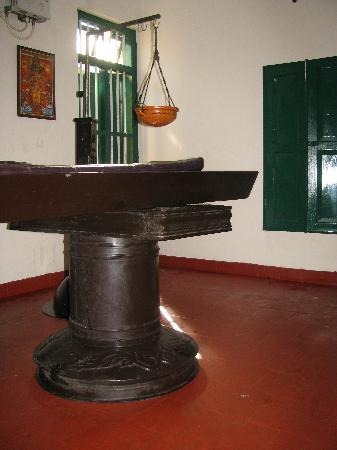 Panchavadi Ayurvedic Beach Resort: Panchagni treatment room