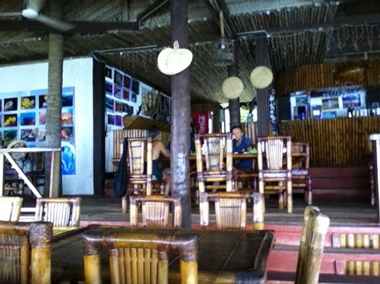 Sampaguita Resort: the restaurant