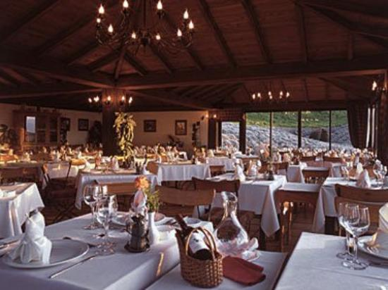 Quinta Do Estreito: Restaurant