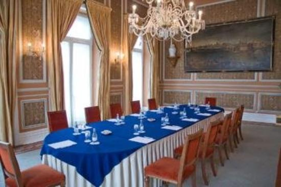 Hotel Avenida Palace : Meeting Room
