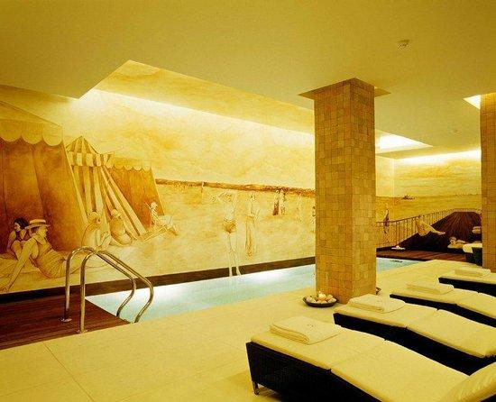 Heritage Avenida Liberdade: Fitness Room - Jet Pool