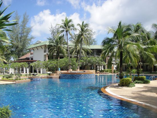 Katathani Phuket Beach Resort: Bhuri Pool