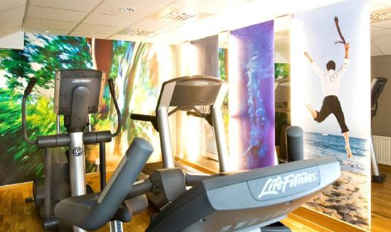 Scandic Foresta: Gym