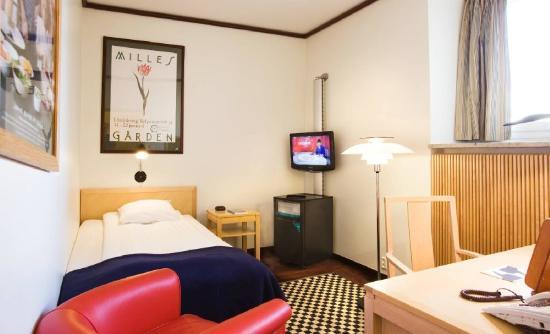 Scandic Foresta: Single Room
