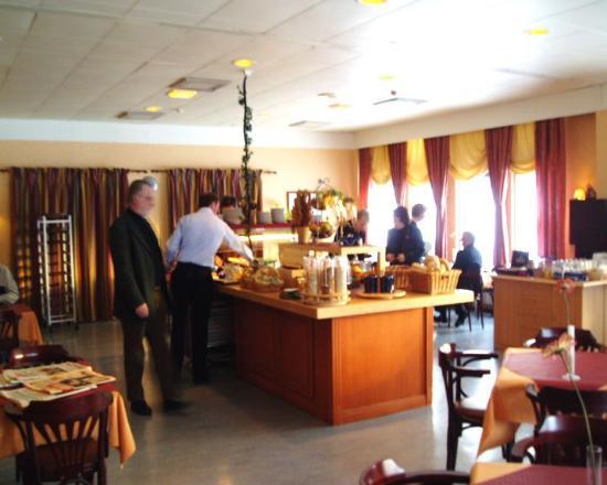 Karlskoga Hotel & Conference : Dining