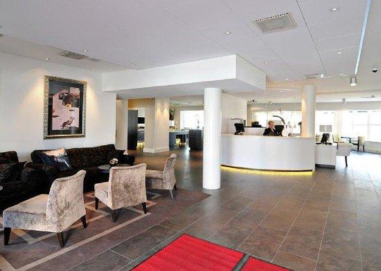 Clarion Collection Hotel Kompaniet: lobby