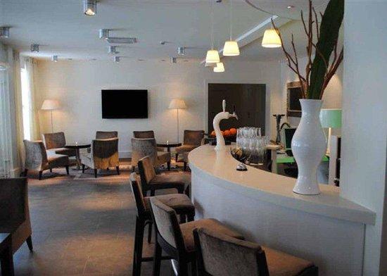 Clarion Collection Hotel Kompaniet: lounge