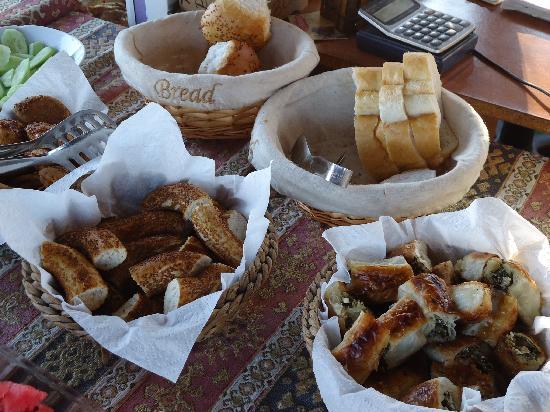 Canberra Hotel: la colazione