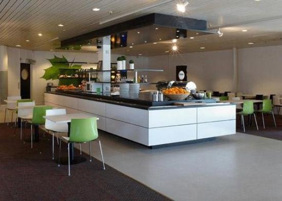 First Hotel Jonkoping: Restaurant