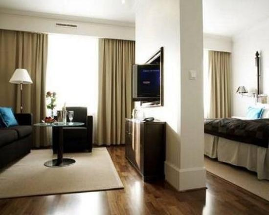 Elite Park Avenue Hotel: Guest room