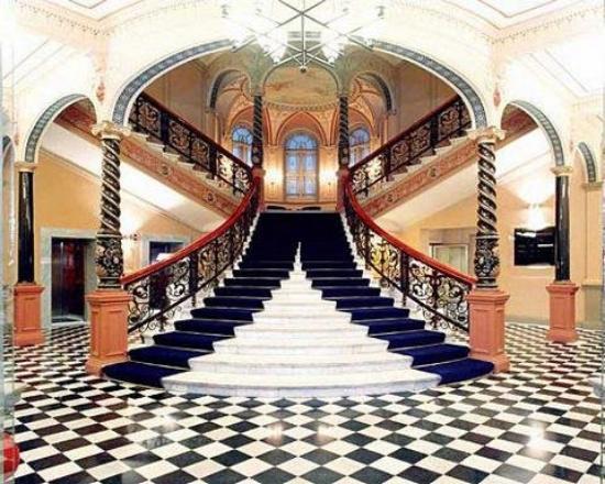 Elite Hotel Knaust : Hall