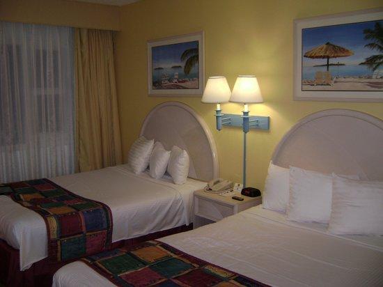 Best Western Plus Atlantic Beach Resort: The room