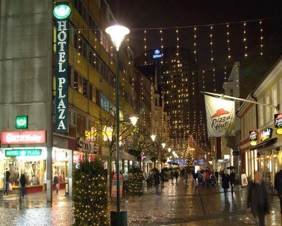Plaza Hotel Malmo: Exterior 2