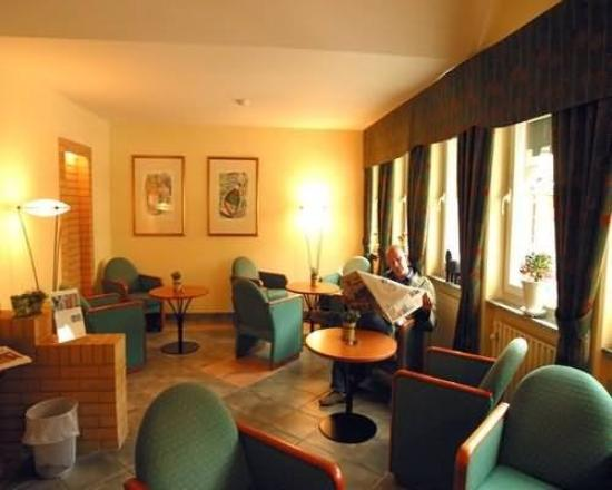 Plaza Hotel Malmo: Lounge