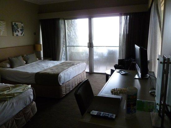 نوفوتيل نادي: Bedroom
