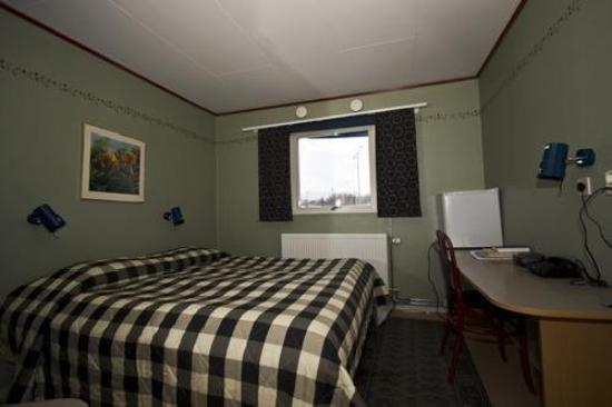 Hotell E-10: Standard Twin Room