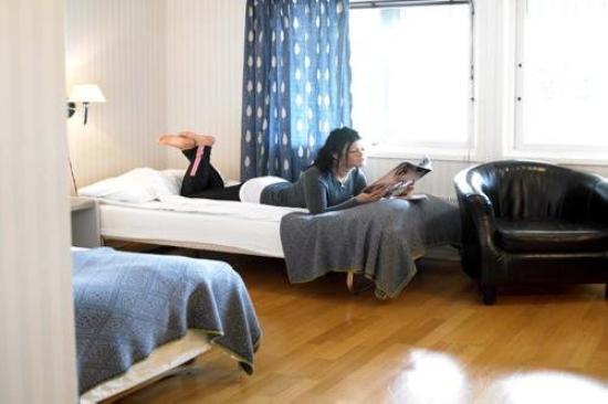 Mellerud, Suecia: Twin Room