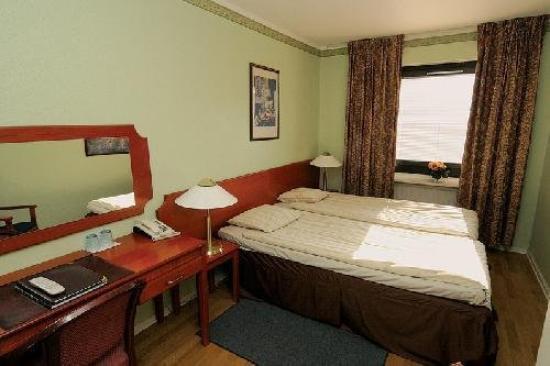 Hotell Gavle-Sweden Hotels : Standard Double Room
