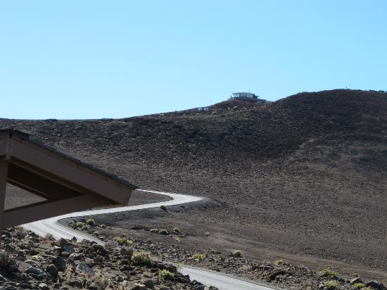Haleakala Crater: Road to the Top