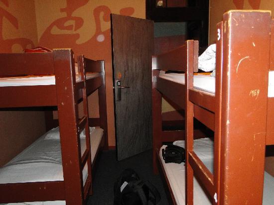 Hotel Passage: Habitacion de 4 personas