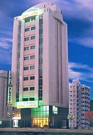 Al Sharq Apartments Sharjah : Exterior view