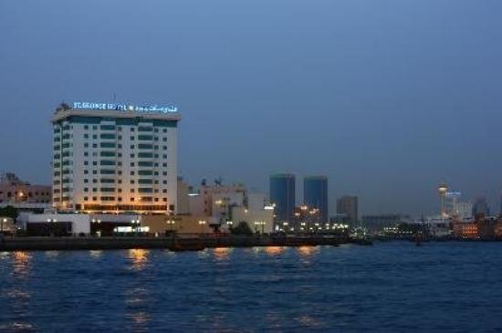St. George Hotel Dubai: Exterior View