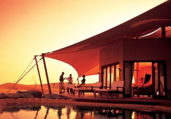 Al Maha, A Luxury Collection Desert Resort & Spa : Emirates Suite