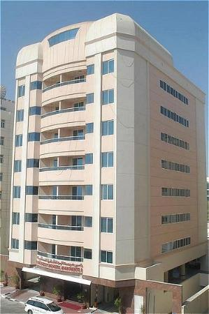 Ramee Guestline Hotel Apartments II: Exterior View