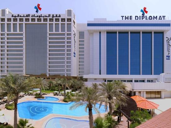 Photo of The Diplomat Radisson Blu Hotel, Residence & Spa Manama