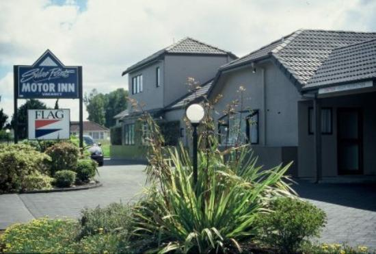 Comfort Inn Silver Point: Exterior 4
