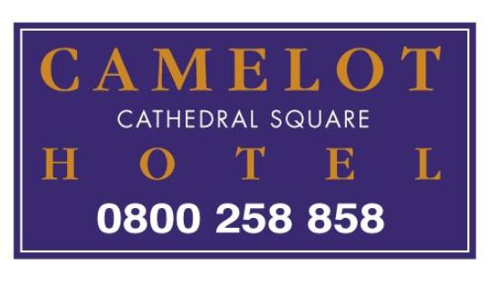 Flag Hotel Camelot Cathedral Square: Logo