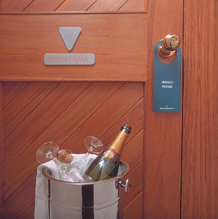 Quality Hotel Marlborough: Champaign
