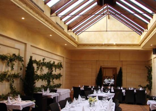 Quality Hotel Plymouth International: Orangery Restaurant