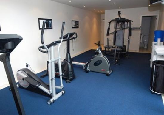 Quality Hotel Plymouth International: Health Club -OpenTravel Alliance - Health Club-