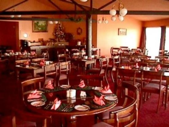 Village Inn Hotel: interior restaurant