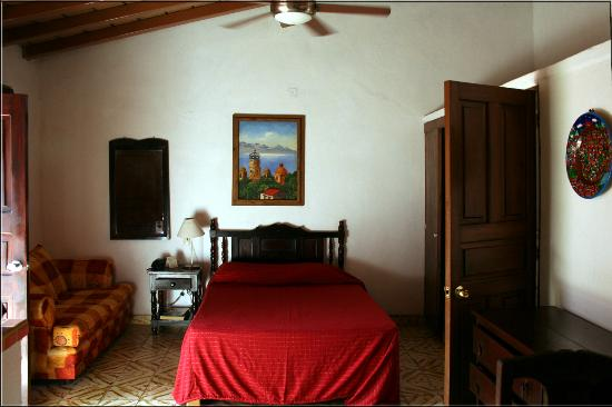 Hotel Posada de Roger: The room upstairs (stay nb 2)