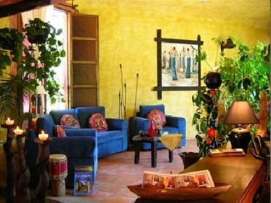 Hotel Palacio de Dona Beatriz: Interior