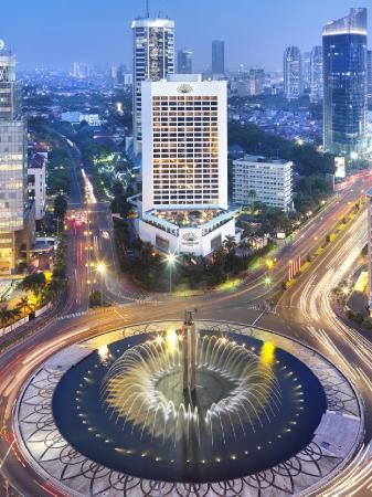 Mandarin Oriental, Jakarta: Exterior