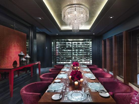 lyon private dining room - picture of mandarin oriental jakarta