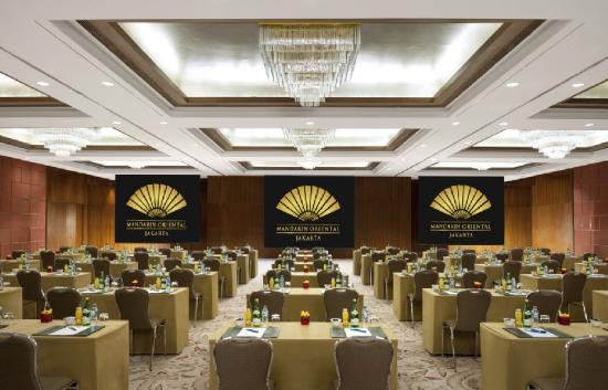 Mandarin Oriental, Jakarta: Ballroom